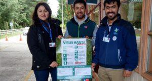 Regional: implementan Plan de Reforzamiento para Hanta Virus.