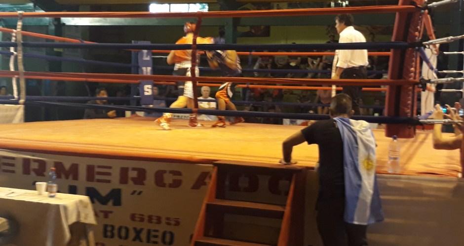 Sudamericano de Boxeo se desarrolla en Chonchi