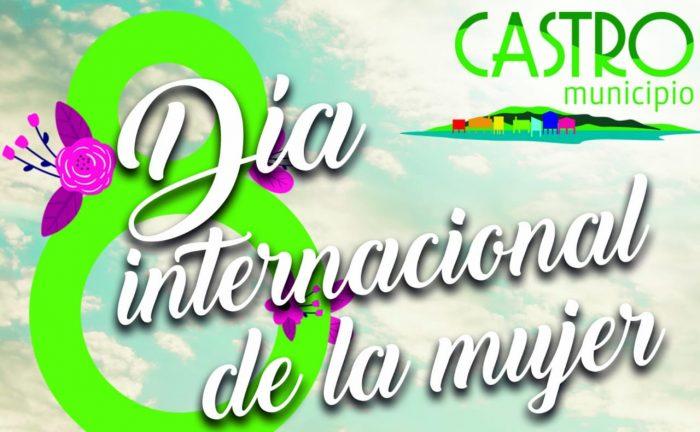 Castro: invitan a conmemorar Día Internacional de la Mujer.