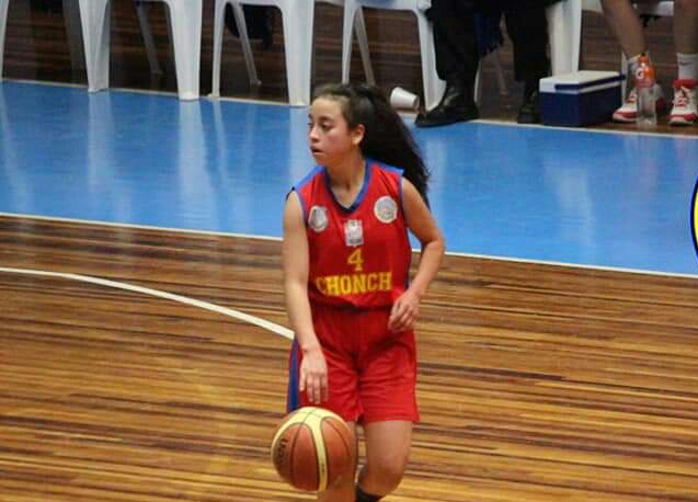 Deportes Chonchi anota una jugadora en la selección de Chile