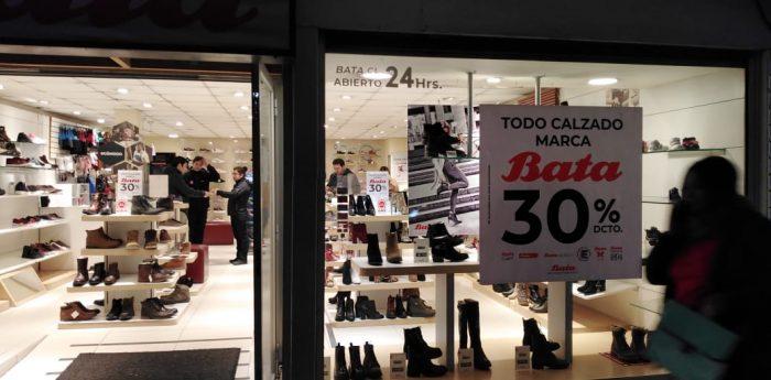 Castro: diversos robos a locales comerciales se registraron durante los últimos días.