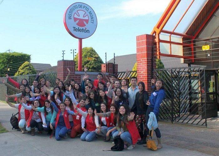 Chiloé: profesionales de Teletón realizan atención en la provincia.