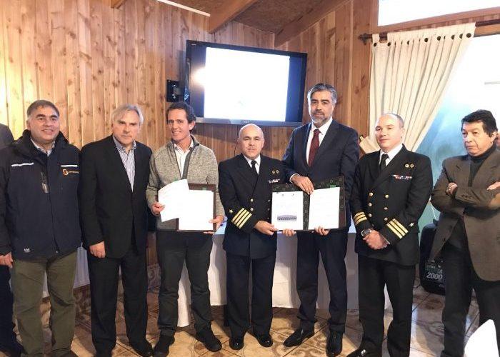 Castro: AmiChile firma Acuerdo de Producción Limpia del sector mitilicultor.