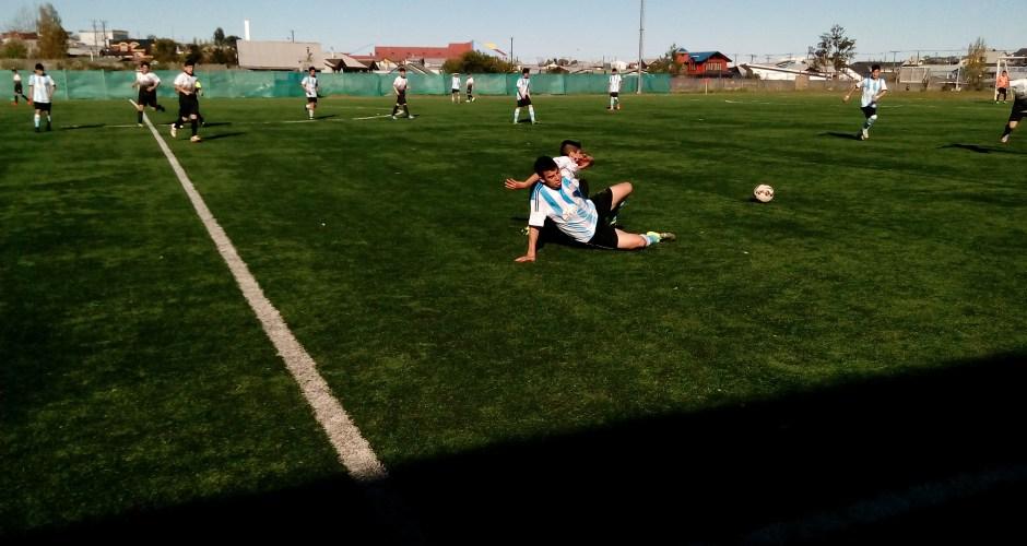Castro postulará a un nacional de fútbol infantil