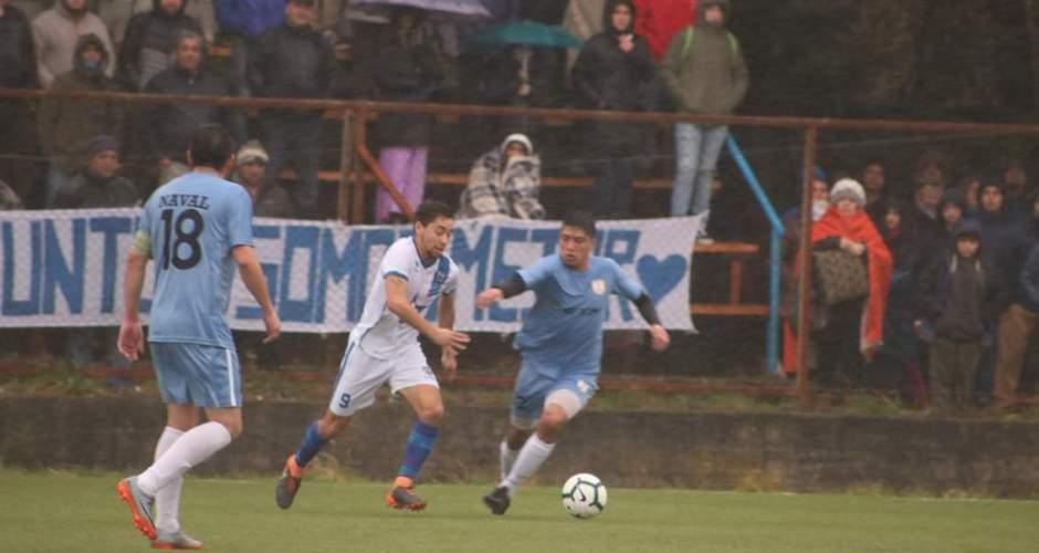 Carelmapu y Rahue en la final de clubes