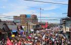 Regional: Intendente entrega balance tras un mes de protestas y manifestaciones.