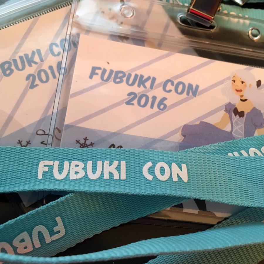 FubukiCon 2016