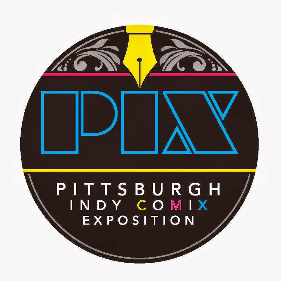 PIX Pittsburgh Indy Comix Exposition