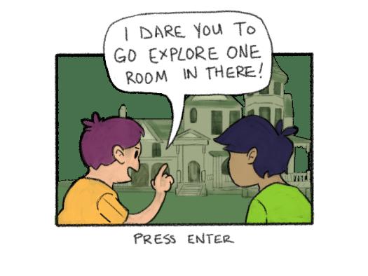 Scare Dare