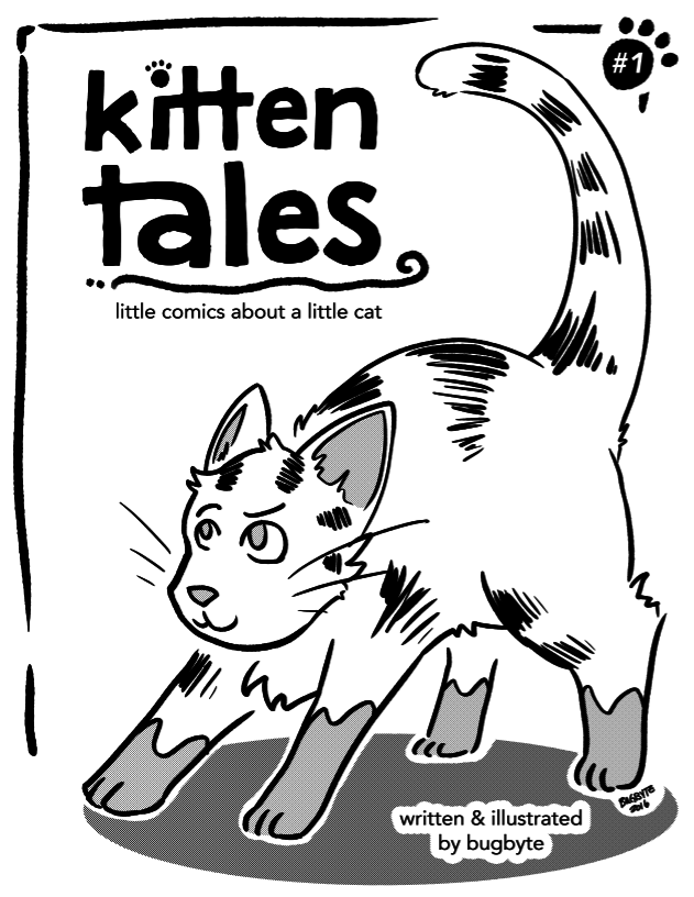 Kitten Tales #1