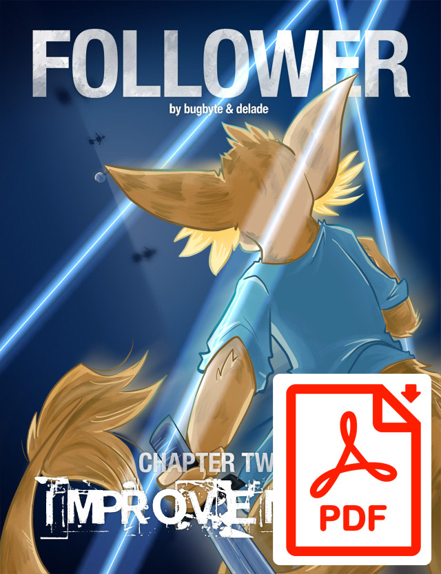 Follower Chapter 2 Digital Download