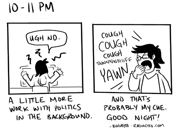 Hourly Comic Day 2016 - 10