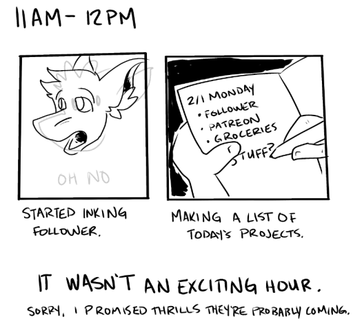 Hourly Comic Day 2016 - 3