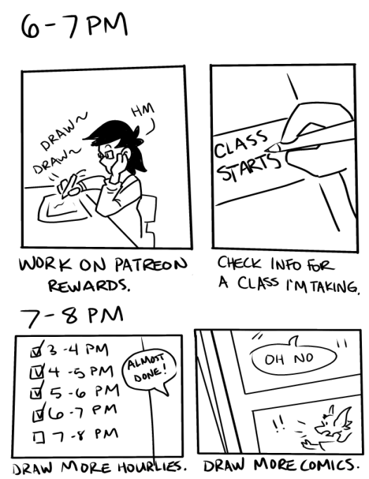 Hourly Comic Day 2016 - 8