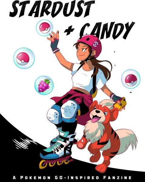 Stardust + Candy Pokemon Zine