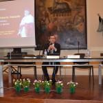 Il relatore dr Valerio Cimino