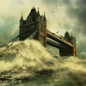 RC 186 cover london-bridge-flood