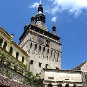 Turnul cu ceas, Sighișoara