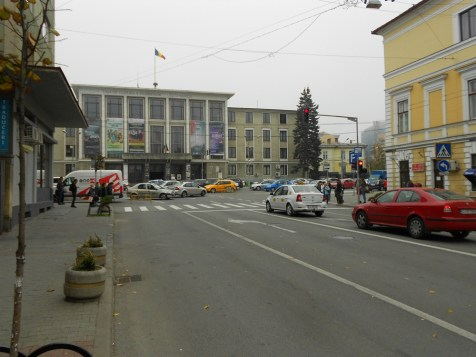 Piața Lucian Blaga