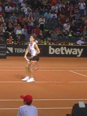 Andreea Petkovic la FEDCUP 2016