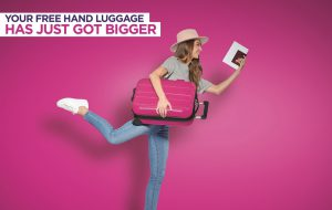 WIZZ bagaje