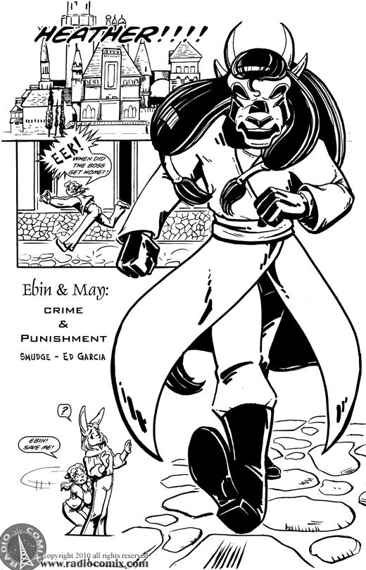 Crime and Punishment pg1