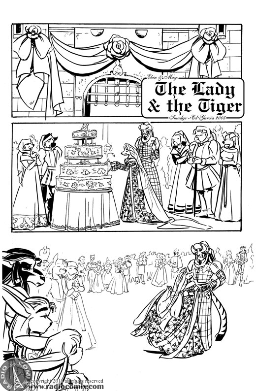The Lady And The Tiger Pg01