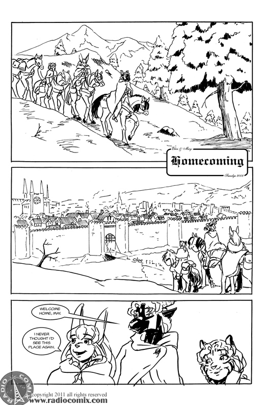 Homecoming Pg01