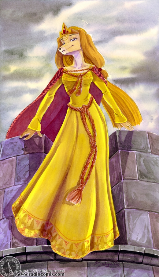 Princess Fluffwiena
