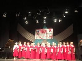 Recital - Corul Trison din Brăila