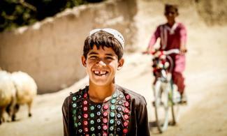 copii afgani