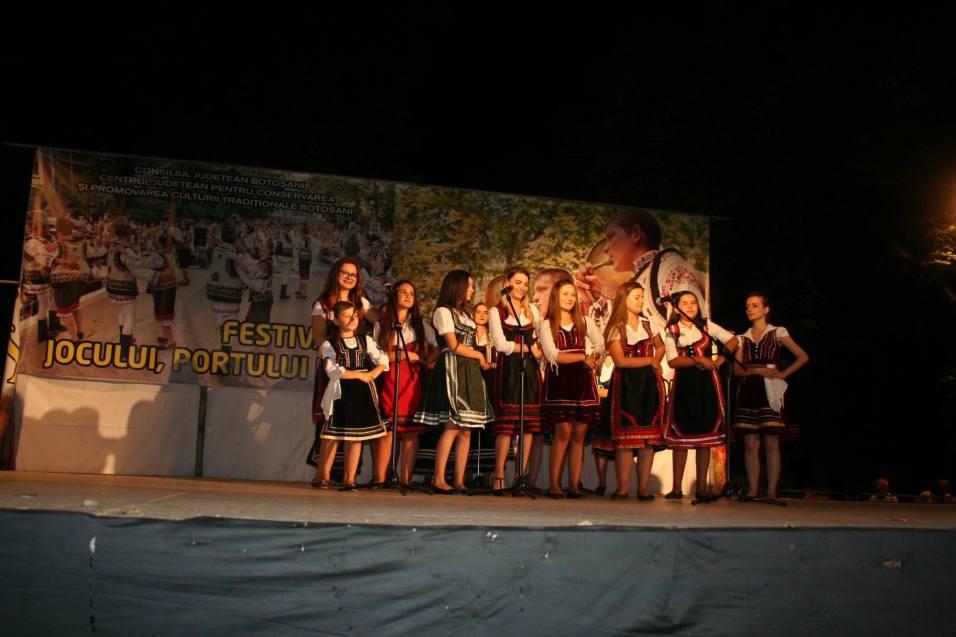 Grupul Lilici dit munti