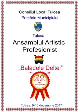 Ansamblul Baladele Deltei