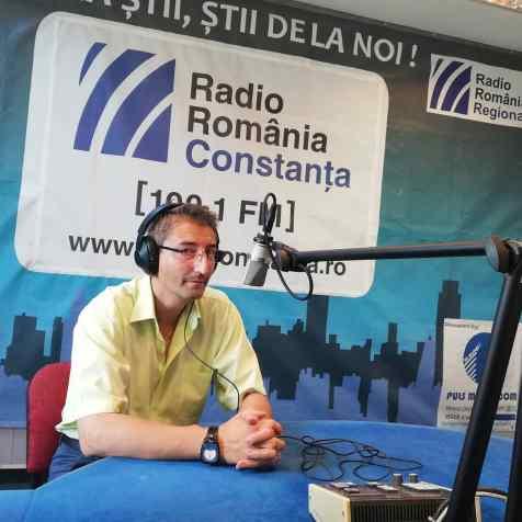 Raul Răzvan Ivan, președintele Asociației Dobrogea Străbună