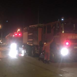 pompieri noaptea isu delta