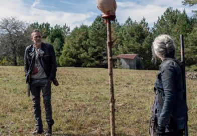 The Walking Dead 10×14 – Look at The Flowers