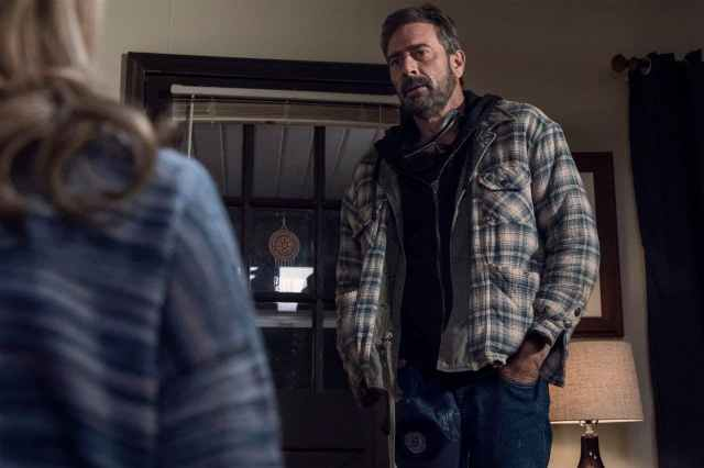 Negan - Jeffrey - Dean Morgan -The Walking Dead - Temporada 10, parte C