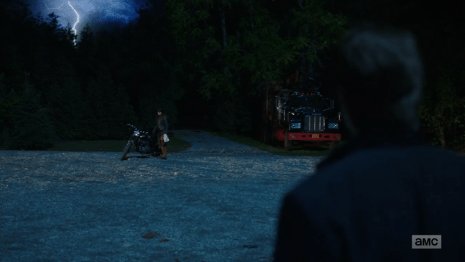 NOS4A2 - The Night Road - Charlie Manx y Vic McQueen