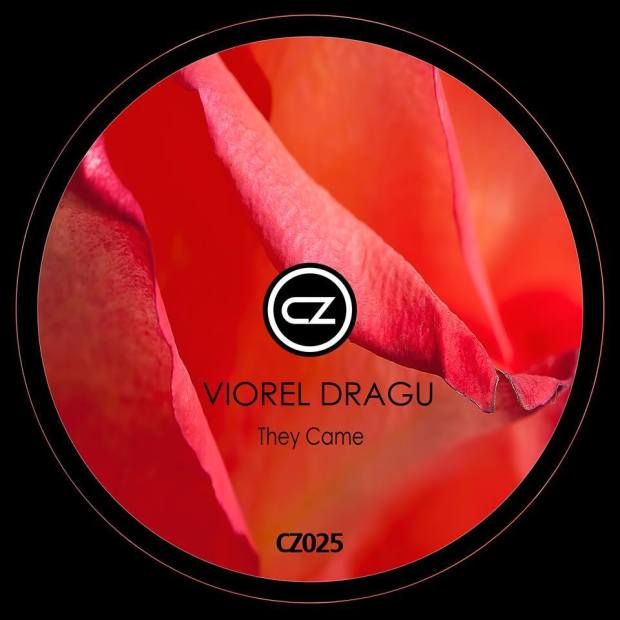 CZ025 cover - Viorel Dragu - They came