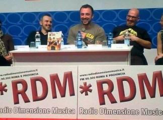 Conferenza Romics 06-04 2014