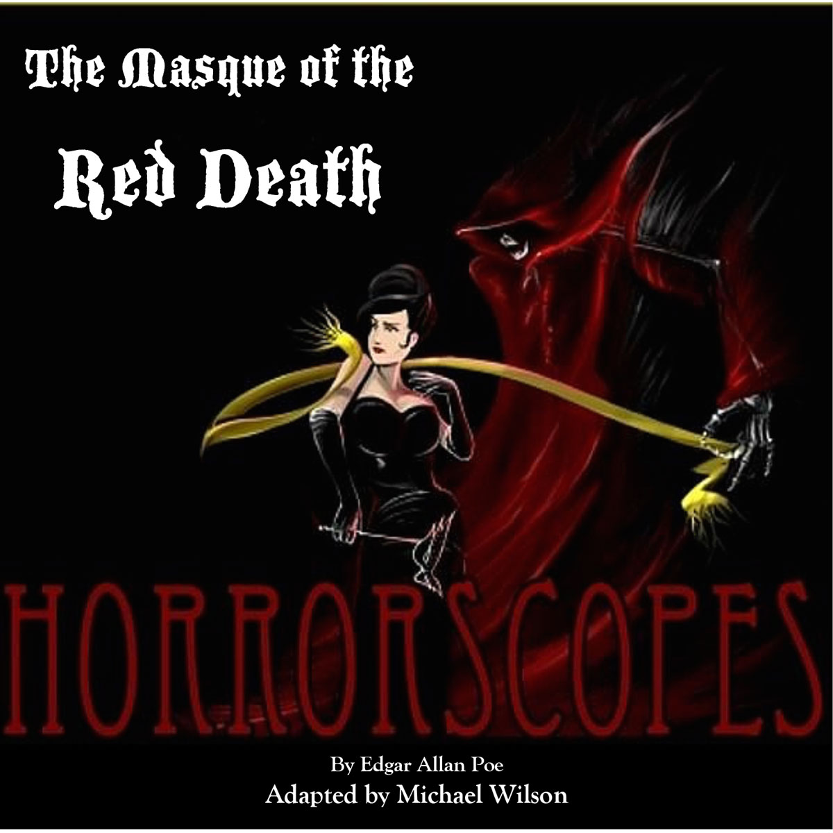 edgar allen poe masque of the Dark tales: edgar allan poe's the masque of the red death for ipad, iphone, android, mac & pc a murderous figure in a red mask haunts the streets of a small french town, and the mayor needs your help to track him down.