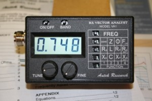 Autek VA1 Antenna Analyser Review