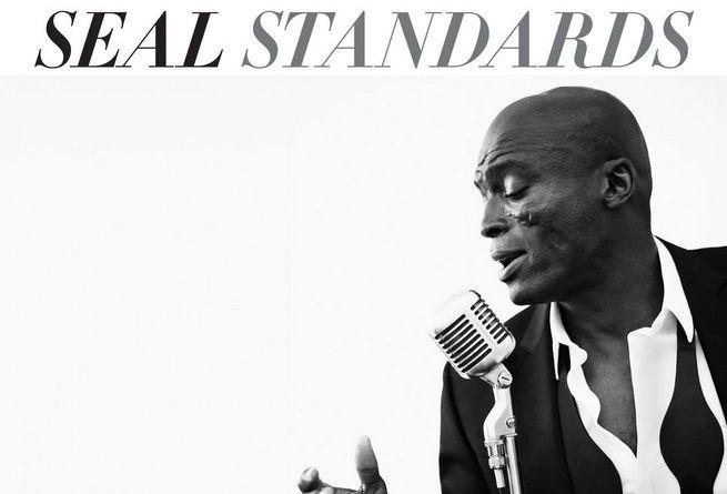 Seal, Standards: il nuovo album esce il 10 novembre 2017