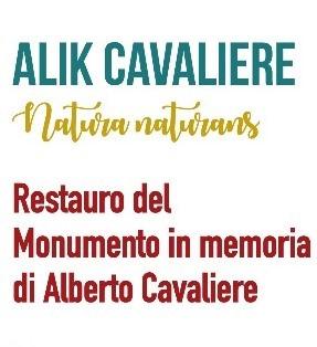 ALIK CAVALIERE Natura naturans