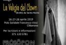 """Stage """"La valigia del clown"""""""