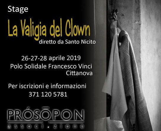 "Stage ""La valigia del clown"""