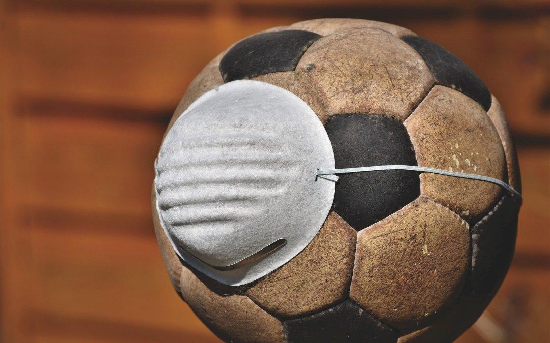 El  fútbol en Colombia no volverá  hasta antes del 18 de abril