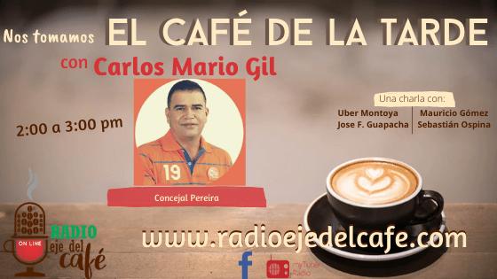 El café de la tarde: 20 Mayo 2020