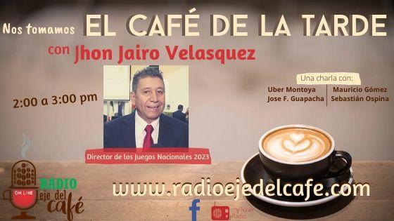 El café de la tarde: 12 Mayo 2020