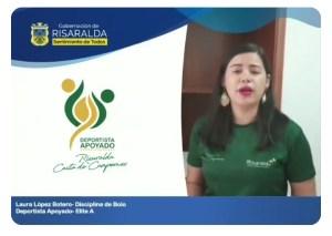 Laura López Botero Liga de Bolos de Risaralda